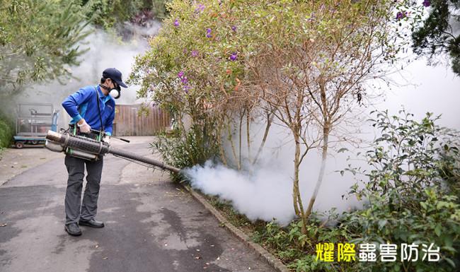 蟲鼠防治工具|熱煙霧機|耀際蟲鼠消毒