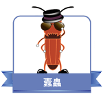 耀際蠹蟲防治