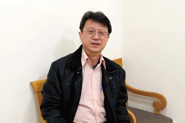 耀際協理翁嵩琳先生